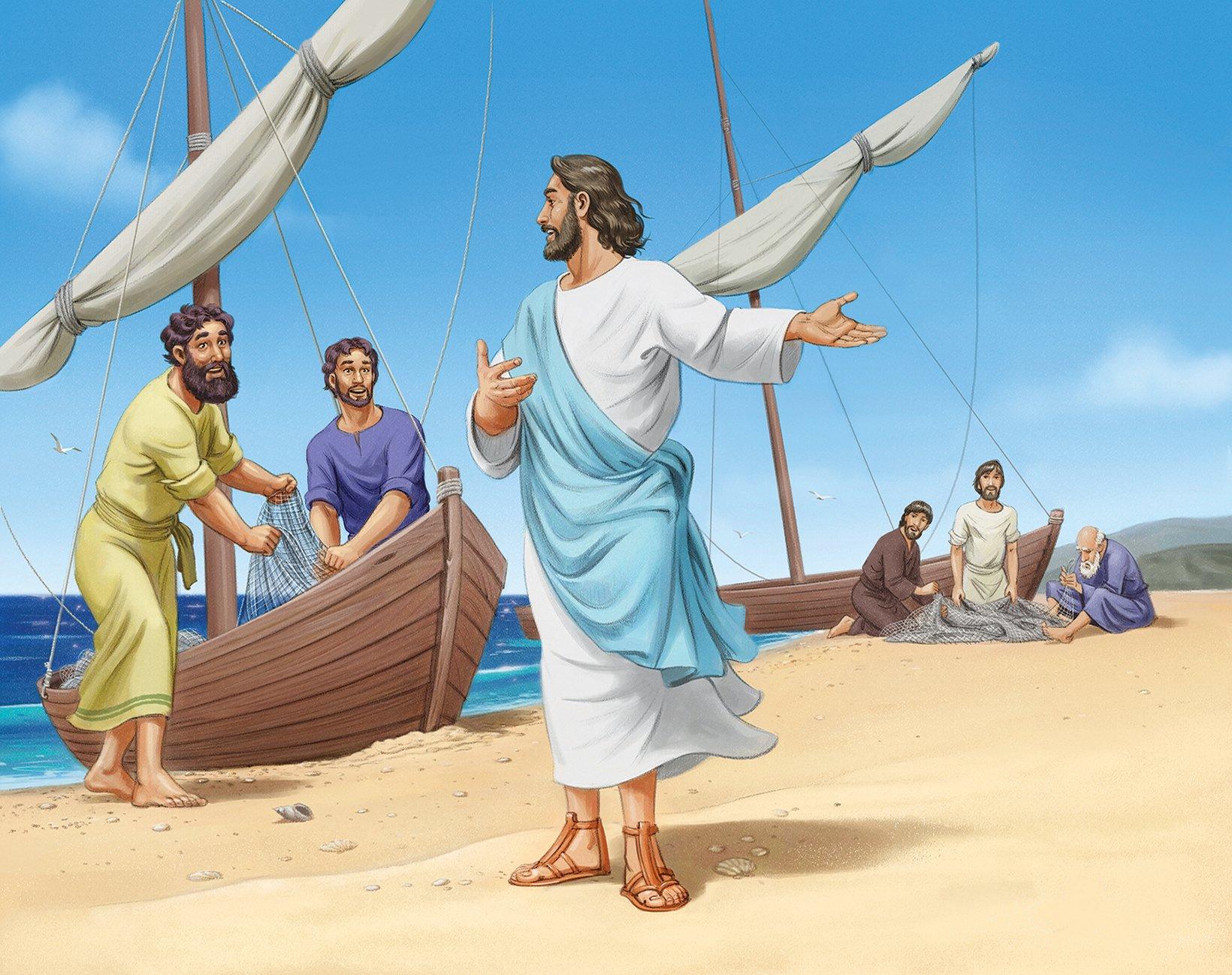 Bible Lesson 3 - Jesus the Savior is Born