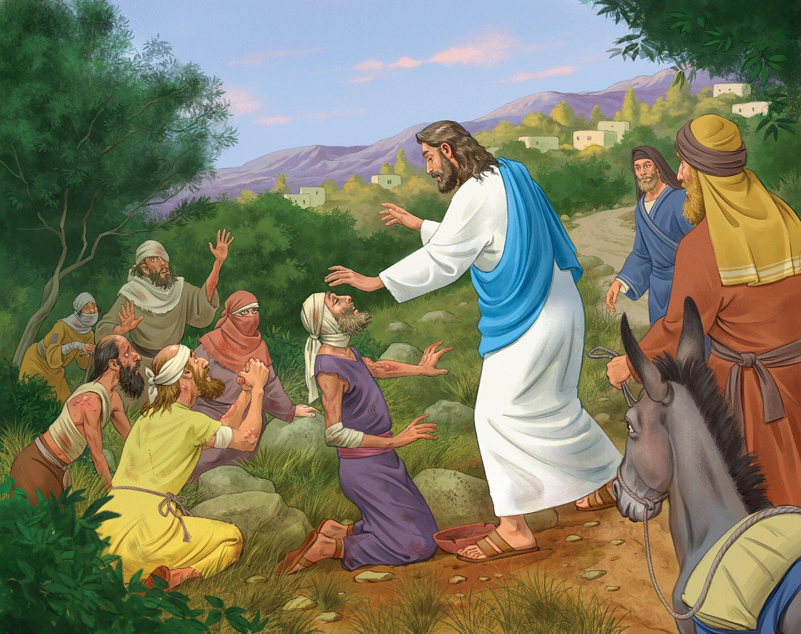 Bible Lesson 4 - Jesus the Savior is Risen